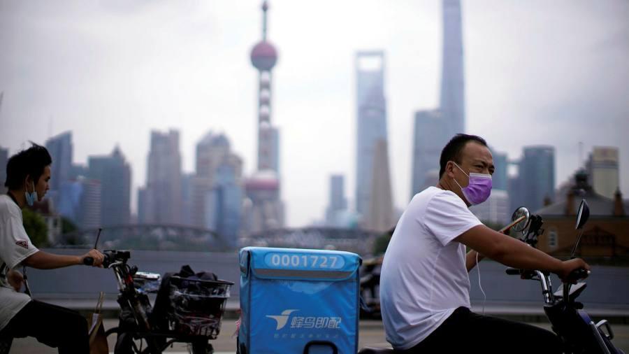 El PIB chino crece un 3,2% en el segundo trimestre