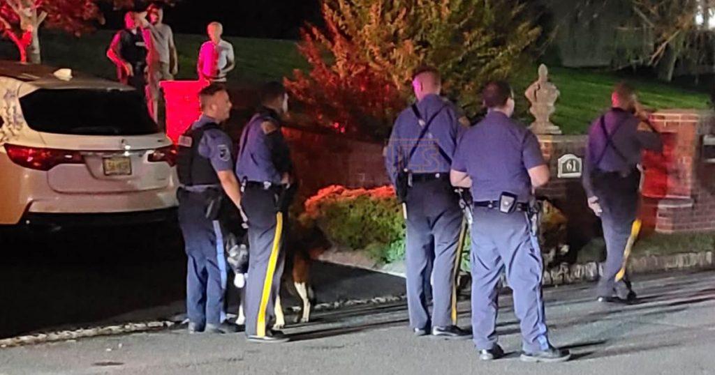 3 acusados después de que la policía de Nueva Jersey pasara horas rompiendo una fiesta de 700 personas