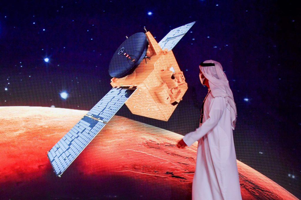 Emiratos Árabes Unidos lanza con éxito la sonda Mars, una primicia histórica para el mundo árabe
