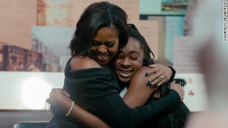 Michelle Obama se abre en revelar nuevo documental de Netflix