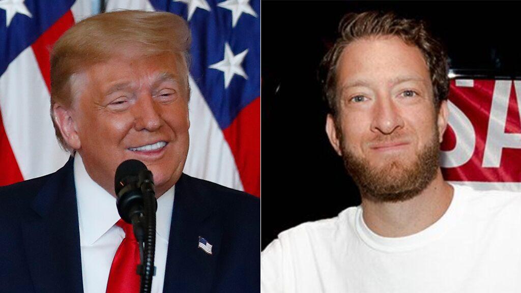 Trump, Dave Portnoy de Barstool Sports hablan sobre protestas arrodilladas, Twitter y el Dr. Fauci en una sincera entrevista