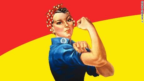 La 'real' Rosie the Riveter muere a los 96 años