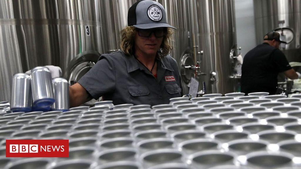 Estados Unidos impone un impuesto del 10% a parte del aluminio canadiense