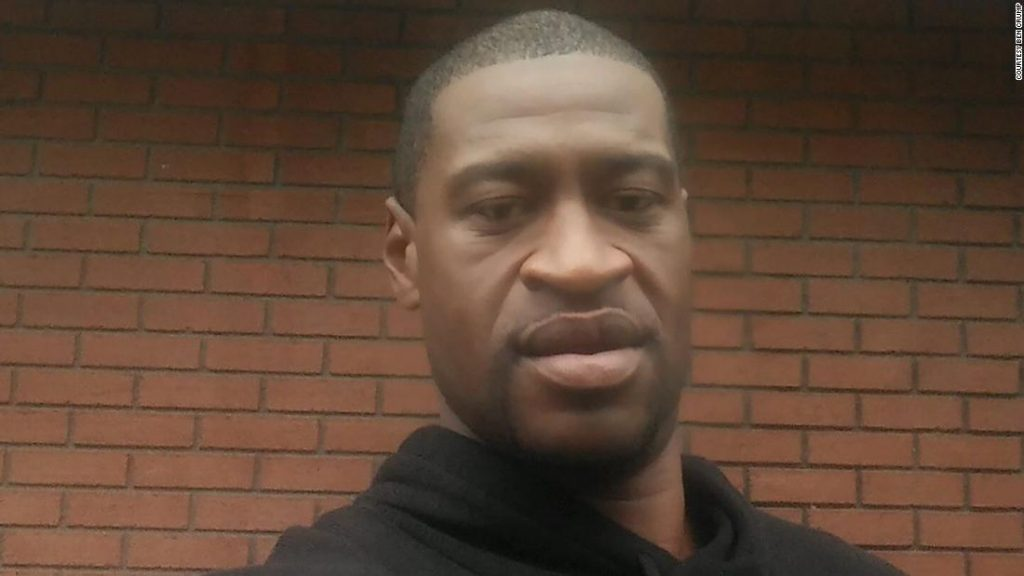 Police bodycam footage reveals Floyd's last words