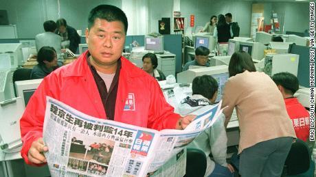 Por qué el alborotador prodemocracia Jimmy Lai es el único multimillonario de Hong Kong que se enfrenta a China