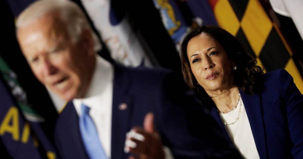Aquí están los estados del campo de batalla de Trump que Harris puede ayudar a Biden a retomar