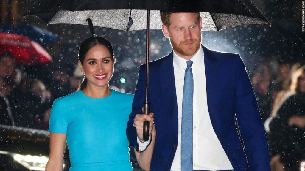 El príncipe Harry y Meghan compran una casa en Santa Bárbara