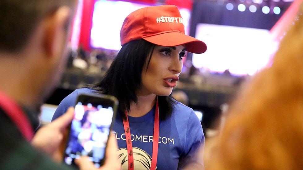 La activista de extrema derecha Laura Loomer gana las primarias republicanas de Florida