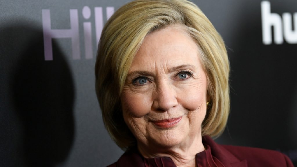 Hillary Clinton thinks she would have handled the coronavirus pandemic better than President Trump